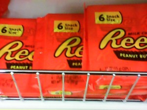 Dollar Store 3 - Reese's 666