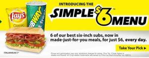 Subway-Simple-6-Menu