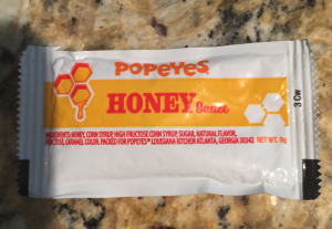 honey packet