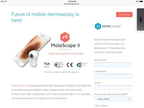 moleescope hex