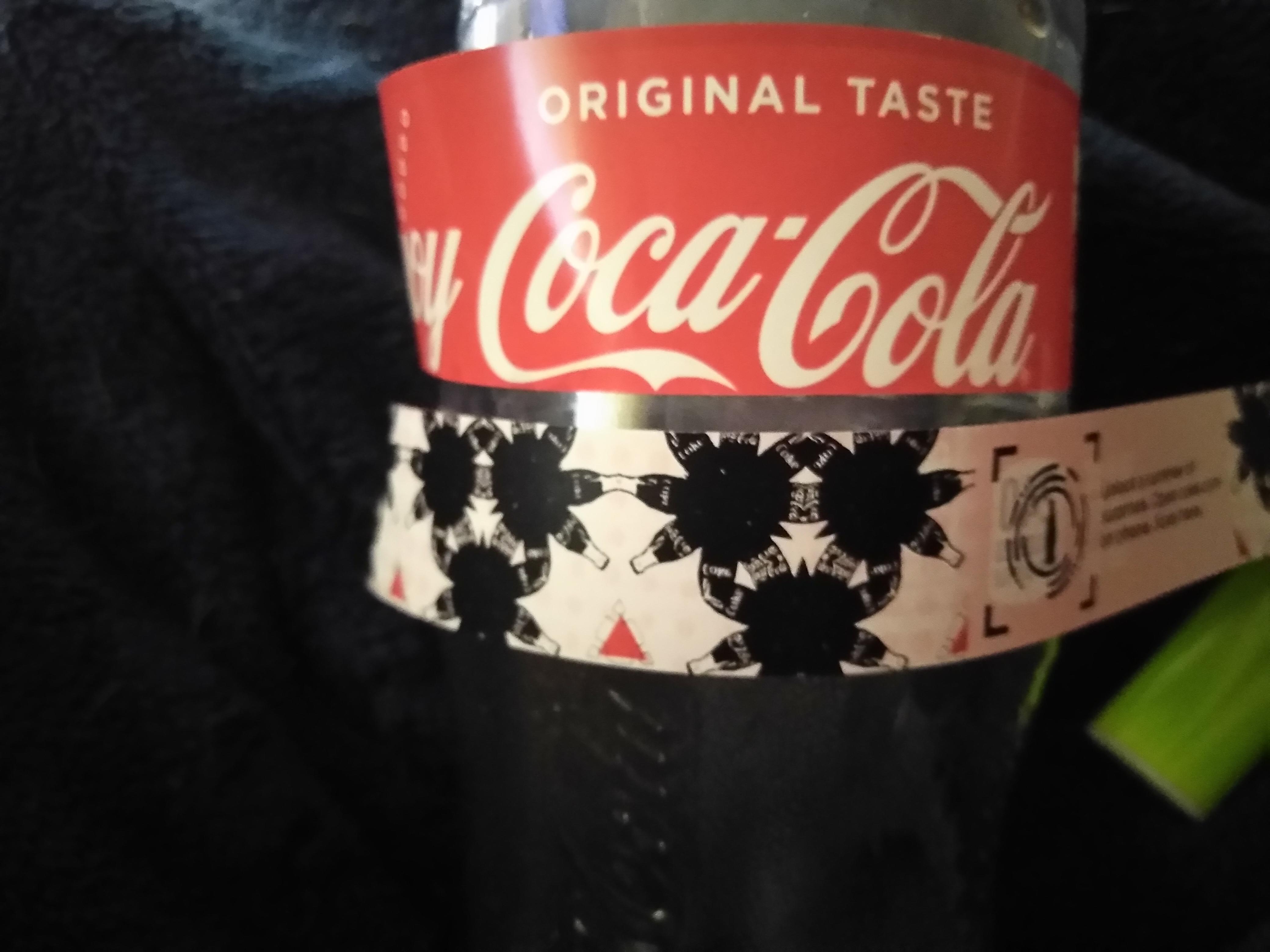 coke bottles 666